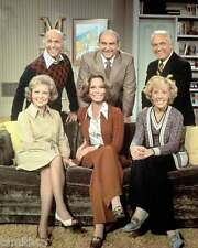 Mary Tyler Moore Show Cast 8x10 Photo 006