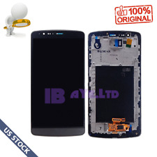 For LG G4 H815 LCD Display Touch Screen Digitizer Replacement +Frame Black AA+