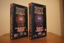 Hammer House Of Horror: Volume 1 and 2