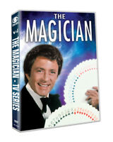 The Magician The Complete Series All 21 Episodes + Pilot (Bill Bixby)