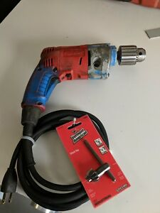 Milwaukee Magnum Drill 0234-1