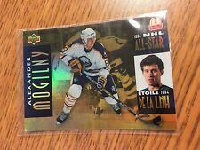 UPPER DECK HOCKEY 1995 ALEXANDER MOGILNY MCDONALD'S NHL ALL STAR CARD 08