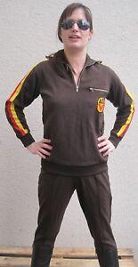 ASK NVA Trainingsanzug Gr. sk 44 Uniform Fasching Karneval sehr klein !!! Kostüm