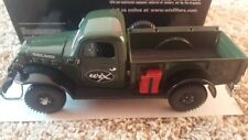 Wix 1946 Dodge Power Wagon diecast, Army, Military, New in Box