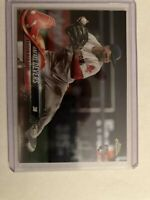 Rafael Devers Rookie 2018 Topps Chrome Update RC #HMT23 Baseball Card Red Sox