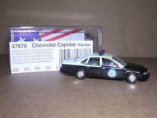 "Busch #47676 1995 Chevrolet Caprice ""Florida State Trooper"" H.O.Gauge"