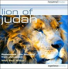 Lion of Judah by Paul Wilbur (CD)