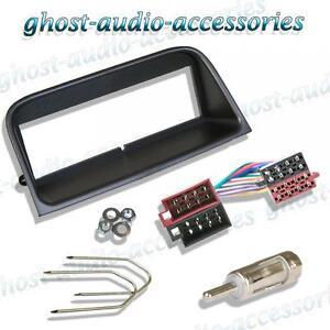 Peugeot Car Stereo CD Radio Facia Fascia Fitting Kit Adaptor Surround Plate