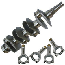 1 Set Crankshaft Connecting Rods Kit for Toyota Corolla AE86 AE92 4AG 4AGE 1.6L