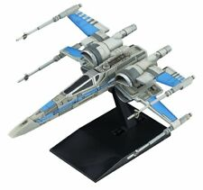 Bandai Star Wars Vehicle Model 011 BlueAquadron Resistance X-Wing Fighter 195535