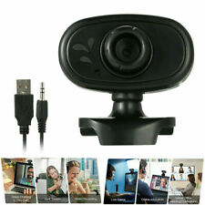 USB 2.0 Web Cam Camera Webcam with Microphone for Computer PC Laptop Desktop