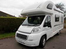 5 Sleeping Capacity Campervans & Motorhomes