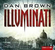 ~ Illuminati ~ Dan Brown ~ 6 CDs - Lübbe-Audio