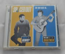 Leonard Nimoy & William Shatner: Spaced Out The Very Best Of CD (Greatest Hits)