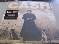 Johnny Cash - American Recordings- LP 180g Vinyl // Neu & OVP // MP3