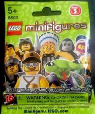 LEGO 8803 Minifigures Series 3 - 2011 Minifigure - New In Box - Sealed - Retired