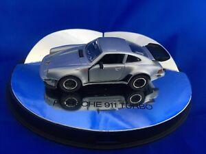Voiture miniature Porsche 911 TurboMajorette Deluxe collection