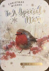 NAN CHRISTMAS CARD
