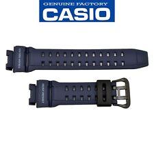 CASIO G-SHOCK Watch Band Strap GR-9110ER-2 GW-9110ER-2 Original Navy Blue Rubber
