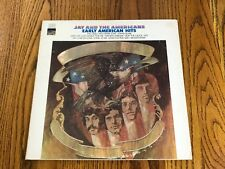 JAY AND THE AMERICANS EARLY AMERICAN HITS ~ ORIGINAL LP