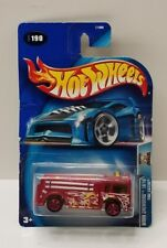 Hot Wheels Work Crewsers 10/10 FIRE EATER 2003 NIP