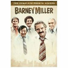 BARNEY MILLER -The Complete Fourth Season (Hal Linden/Abe Vigoda) DVD [V03]