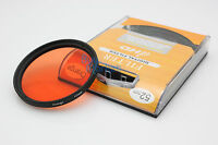 NEW 52mm size Full ORANGE Color Special Effect Filter for DSLR Camera lens 52 mm