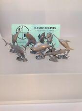 Marx Toys Sea Fauna Recast. Sea Creatures FREE SHIPPING
