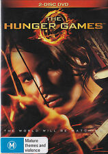 [BRAND NEW] 2DVD: THE HUNGER GAMES