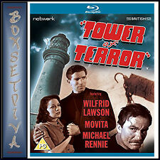 THE TOWER OF TERROR -  Wilfrid Lawson **BRAND NEW BLU-RAY**