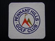 PENNANT HILLS GOLF CLUB COASTER