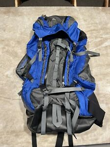 Gregory Deva 60 Women's Backpack ~ Black/Blue/Grey ~ FREE SHIPPING