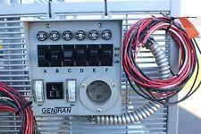 Manual Transfer Switch 5000W 120/240 20A