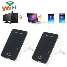 2x 300Mbps WIFI Routeur Répéteur Amplificateur Wireless-N Réseau WLAN 802.11n TP