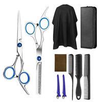 Set di forbici da barbiere per taglio di capelli professionale per parrucchiere