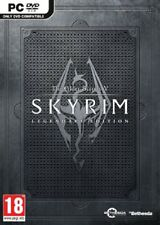 The Elder Scrolls V Skyrim Legendary Edition  PC DVD