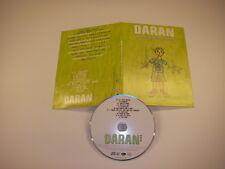Kit presse CD promo DARAN L'Homme Dont Les Bras Sont Des Branches
