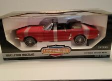 ERTL 1964 1/2  Ford Mustang Convertible 1:12 scale die cast
