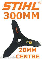 Genuine STIHL Metal brushknife Blade de desbroce 4119 713 4100 Fs400 fs450 fs460