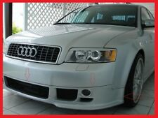 AUDI A4 B6 - FRONT SKIRT , SPOILER , LIP - R look  +++NEW+++NEW+++NEW+++