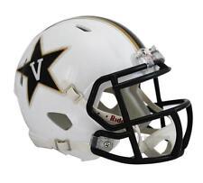 Vanderbilt Commodores Speed Mini Helmet by Riddell NIB NCAA Football Dores SEC