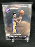 D'angelo Russell 2015-16 Panini Prizm Basketball Base Rookie Card No.322 X18