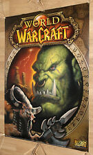 2004 World of Warcraft Horde Blizzard Entertainment Official Poster 79x61cm