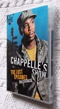 CHAPPELL'S SHOW- THE LOST EPISODES [UNCENSORED] (DVD) R-1, LIKE NEW, FREE POST