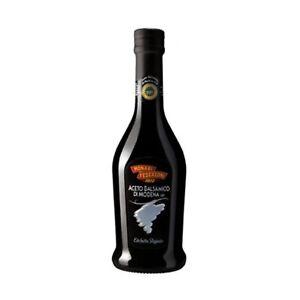 Balsamessig Balsamico Etikett Silber 500 ml. - Monari Federzoni