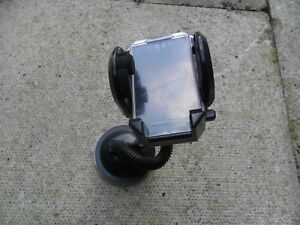 Universal In Car Windscreen Mounted Mobile Phone Stand