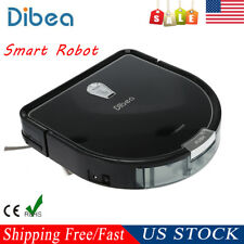 Dibea Smart Cleaning Robot Auto Robotic Vacuum Dry & Wet Mopping Cleaner 1200pa