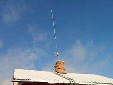 Sirio Gain-Master Hi-Tech Fiberglass 5/8 wave 10m & CB Base Antenna