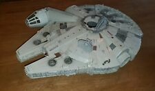 2004 Hasbro Star Wars  Millennium Falcon Tested Electronics Work