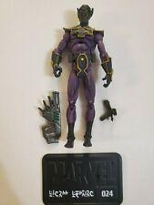 MARVEL UNIVERSE 3.75'' SKRULL SOLDIER FIGURE VARIANT